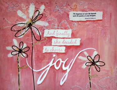 She Chose Joy