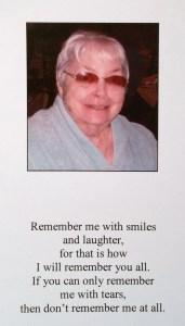 Here - Memorial Brochure